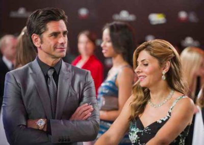 Callie Thorne & John Stamos - Necessary Roughness