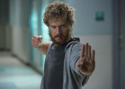 Finn Jones - Iron Fist
