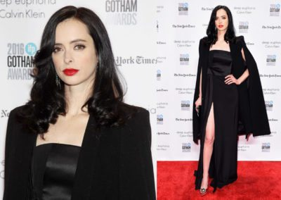 Krysten Ritter - Gotham Independent Film Awards 2016