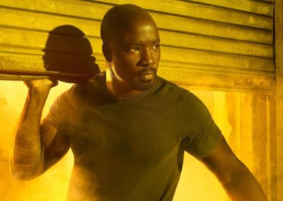 Mike Colter | The Defenders - Entertainment Weekly
