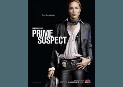 Maria Bello - Prime Suspect