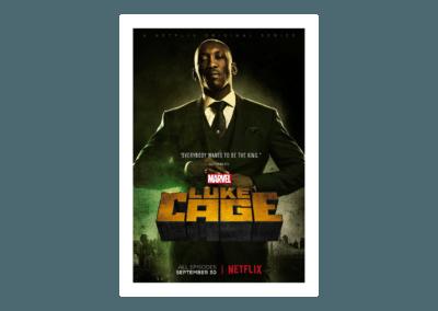 Mahershala Ali - Luke Cage