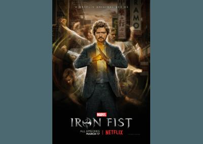 Finn Jones - Iron Fist